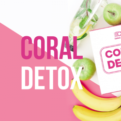"""Coral Detox"" Brochure in Bulgarian"